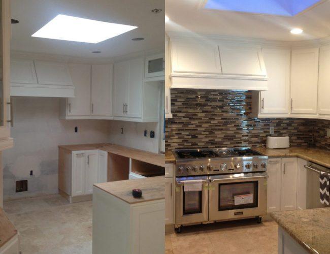 Kitchen Remodel - Dana Point CA